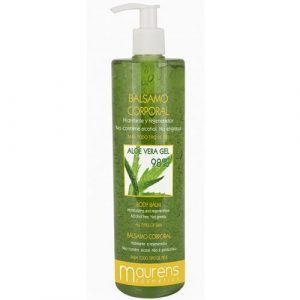 balsamo de aloe 500 ml